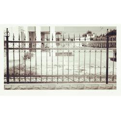 富华铸造_抚州铁艺护栏_铁艺护栏制作工艺图片