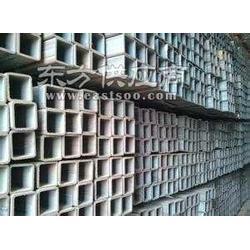 热镀锌厚壁方管厂家 镀锌带方管图片