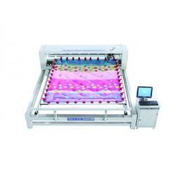 玛赫棉机(图)、绗被子机械、被子机器图片