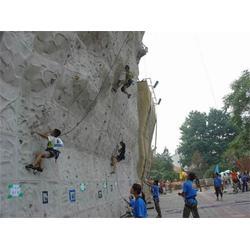 青少年攀岩那家好-森众拓展(在线咨询)临淄青少年攀岩图片