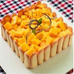 金客蛋糕(图)_彩虹蛋糕_清溪蛋糕图片