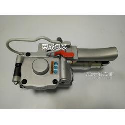 手提气动PET带打包机操作方法图片