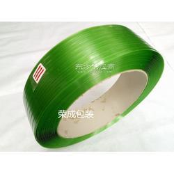 绿色透明塑钢打包带-PET材质-1608规格现货图片