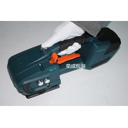 PET塑钢打包带专用KG-16手提免扣捆扎机图片