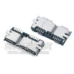 MCIRO USB 3.0 A型SMT图片