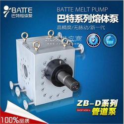 齿轮泵系列图片
