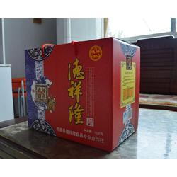 德祥隆煮饼,山西特产礼盒煮饼,礼盒煮饼图片