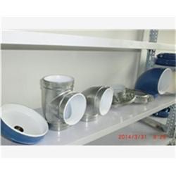 西双版纳衬塑沟槽管件_川海机械_银色衬塑沟槽管件图片