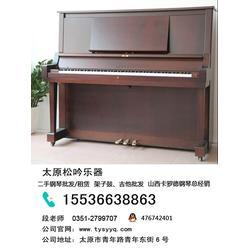 二手钢琴回收公司_山西松吟_长治二手钢琴图片