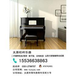 回收二手钢琴-二手钢琴-松吟乐器(查看)图片