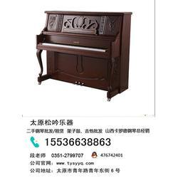 二手钢琴哪里买,松吟乐器行,阳泉二手钢琴图片
