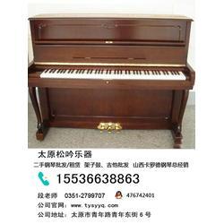 买进口二手钢琴,松吟,太原二手钢琴图片