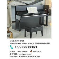 朔州二手钢琴-山西松吟乐器行-二手钢琴回收报价图片