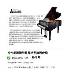 二手钢琴供应 安泽二手钢琴 山西松吟乐器行图片