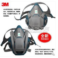 3M 6501QL6502QL6503QL 自吸过滤式半面罩图片