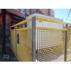 玻璃钢电力围栏,扬远机械优惠,南昌玻璃钢围栏图片