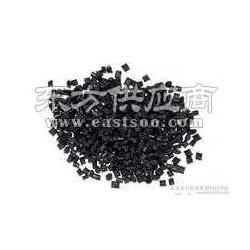 聚丙烯PP再生黑色吨包塑料颗粒图片