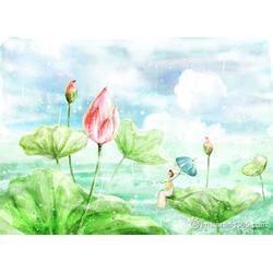 成人画画教程|艺达画苑(在线咨询)|东西湖画画教程图片