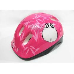 冈城儿童溜旱冰头盔护具图片