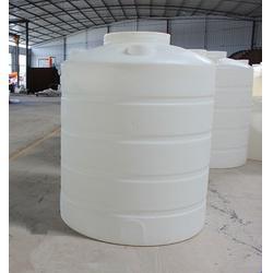PT-3000 PE塑料水塔 耐酸碱水塔 PE化工储罐图片