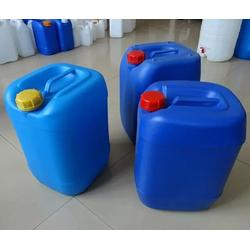 山东25L蓝色堆码塑料桶25升方形塑料桶厂家25L白色塑料桶图片