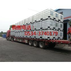 1吨塑料桶生产厂家-1吨塑料桶-庆云三元(查看)图片