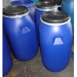 广口200L蓝色塑料桶,全新料(已认证),200L蓝色塑料桶图片