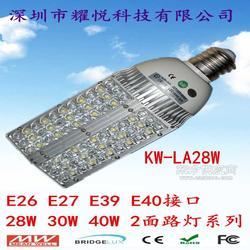 E40 e27 LED路灯28W-100W 替换传统纳灯 E40路灯28W图片
