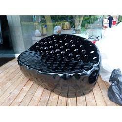玻璃钢垃圾桶工厂,广元玻璃钢垃圾桶,玻璃钢垃圾桶报价(查看)图片