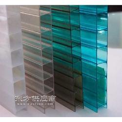 pc中空阳光板温室大棚两层普通中空透明阳光板图片
