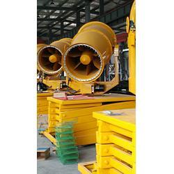海容环保设备(图)|西安风送式降尘雾炮厂家|风送式降尘雾炮图片