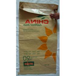纸塑复合编织袋、鑫钰包装(优质商家)、纸塑复合编织袋内膜图片