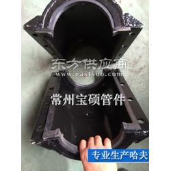 埋地管道耐腐蝕哈夫節生產廠家圖片