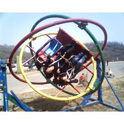 儿童三维太空环,三维太空环,通达游乐图片