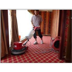 客房地毯清洗,德仁天下保洁,门头沟区地毯清洗图片