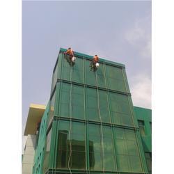 专业外墙清洗、西城区外墙清洗、德仁天下保洁(查看)图片