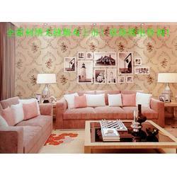 亚麻工程墙布-工程墙布-宜创墙纸(查看)图片