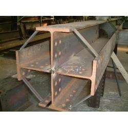 青岛宝多钢结构(图) 钢构件厂商 钢构件图片