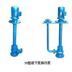 100YW110-10-5.5-YW-立式液下排污泵图片