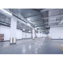 上城区安装通风管道,杭新暖通工程,厂房安装通风管道图片