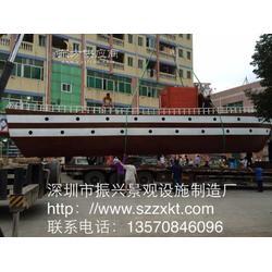 陆地海盗船-景观船供应-景观船-景观船-振兴景观图片