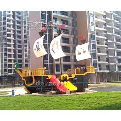 景区景观船-小区游玩船-商区海盗船-街区木船-振兴景观图片