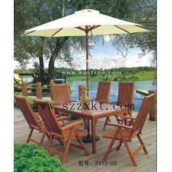 户外伞配套桌椅户外休闲桌椅组合厂家专业订做设计图片