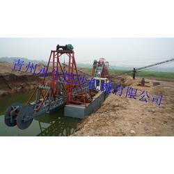 青州永生、新疆挖沙船、挖沙船生产商图片
