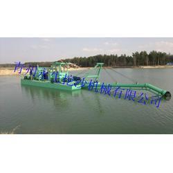 青州永生(多图) 抽沙船厂 抽沙船图片