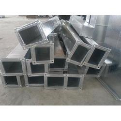 镀锌板风管出厂价,龙口镀锌板风管,燕达空调(多图)图片