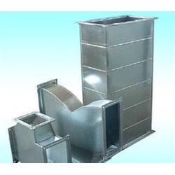 张家口镀锌板风管|燕达空调(在线咨询)|镀锌板风管供应商图片