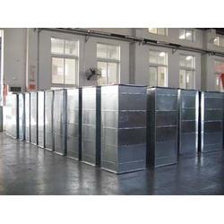 镀锌板风管生产厂家-镀锌板风管-燕达空调设备质高价低(多图)图片