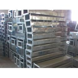 镀锌板风管、燕达空调设备行业领先、镀锌板风管图片