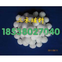 纤维球填料,改性纤维球填料,改性纤维球填料厂家图片
